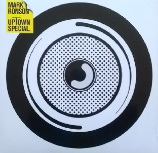 Mark Ronson ‎- Uptown Special (LP + CD) (180g Vinyl) (M/M) (Sealed)